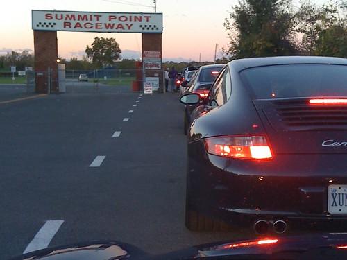 Summit Point Gate