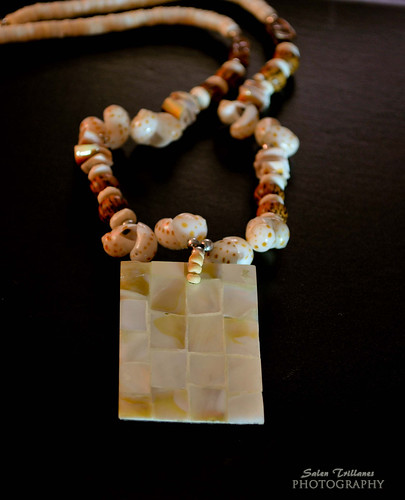 Capiz Necklace