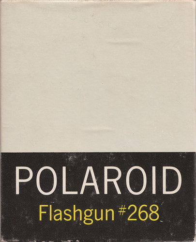 Polaroid Flashgun 268