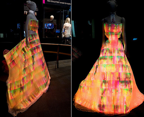 Ropa con LED: Moda Luminosa
