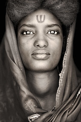 young wodabe from Niger / Mali (abgefahren2004) Tags: africa people bw black beauty face dance kenya african south fineart el tribal ethiopia tribe ethnic kenia mursi molo ari hamar tribo africain afrique tribu omo thiopien etiopia ethiopie etiopa arbore ethnique etiopija ethnie etipia woodabe abore kolcho wodabe nyangatom korcho