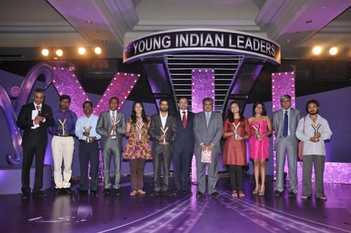 Sudarsan Pattnaik, noted sand artist got Young Indian leader award