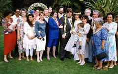 Family photo from the wedding of Keith and Kathy (keithsjackson) Tags: josh djold