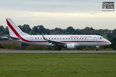 SP-LIH - 17000288 - Poland Government - Embraer ERJ-170-200LR 175LR - Luton - 101022 - Steven Gray - IMG_4084