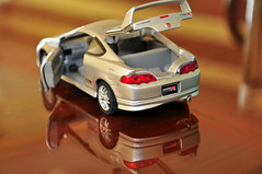 honda integra type R (4) (Rhannel Alaba) Tags: city cars honda toy photography nikon philippines ferrari r type cebu d90 alaba rhannel