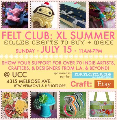 Felt Club XL Summer!!