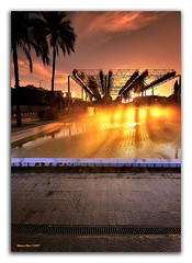 Light, water and a camera (alonsodr) Tags: sevilla andaluca sony filters alonso sigma1020mm cokin softsunset supershot magicdonkey alonsodr outstandingshots lacartuja alpha100 gnd8 abigfave impressedbeauty aplusphoto goldenphotographer alonsodaz