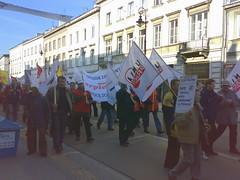 Anti-war demo, Warsaw (geese) Tags: war demonstration warsaw anti