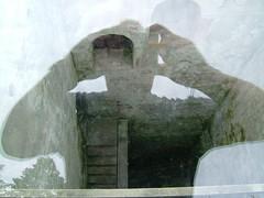 me (xmyrxn) Tags: shadow reflection stairs germany deutschland keller bath sommer steps basement ruin cologne kln historic ruine treppe finepix jewish mirrored fujifilm schatten spiegelung stufen historisch jdisches gespiegelt xmyrxn ritualbad mitwa
