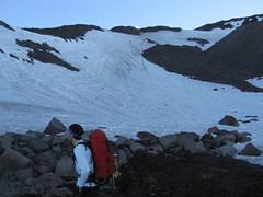 Crescent Glacier