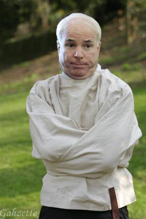 Straight Talk McCain