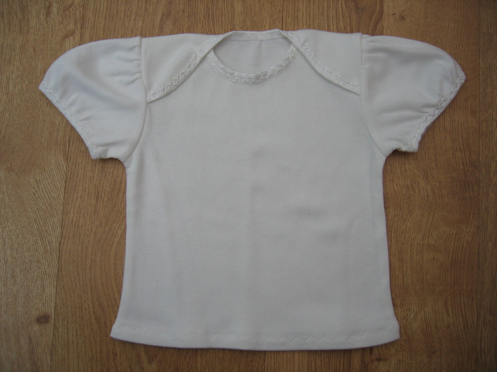 Envelope Neck T-Shirt