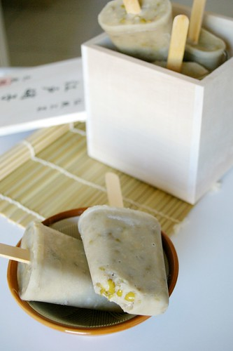 Mung Bean Ice Blocks