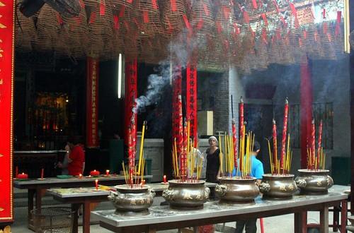 Pagoda in Cholon