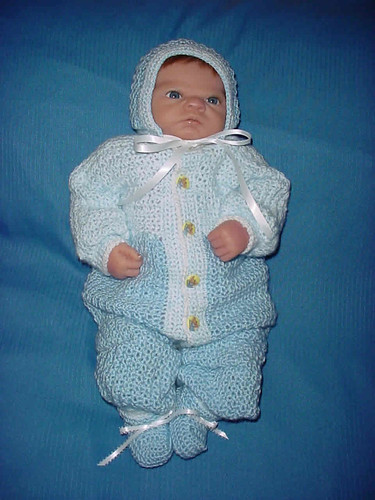 Cozy Coverall Layette