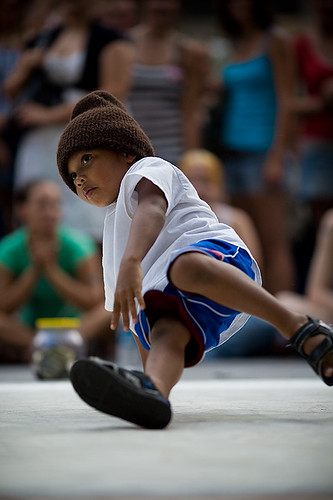 Breakdance Flare