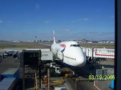 British Airways 747, Heathrow Airport (Todd_K) Tags: england london heathrow boeing britishairways 747 jumbojet heathrowairport tw6 londonengland