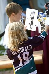 Young McDonald fans