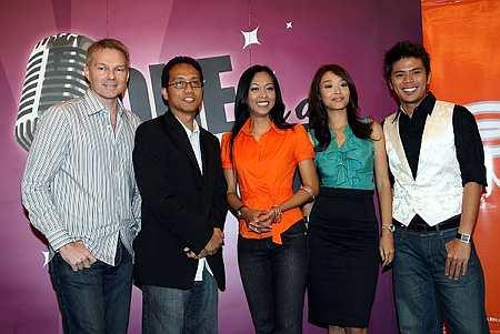 Audition Ujibakat One In A Million Musim Kedua Oiam 2 Sensasi Selebriti