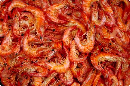 Market Shrimp