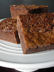 milk chocolate brownies