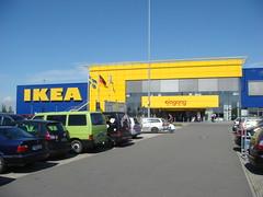 Ikea Eingang