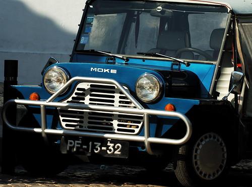 blue cars portugal wheels mini moke sesimbra minimoke ennstalclassic issigonis worldcars alltypesoftransport