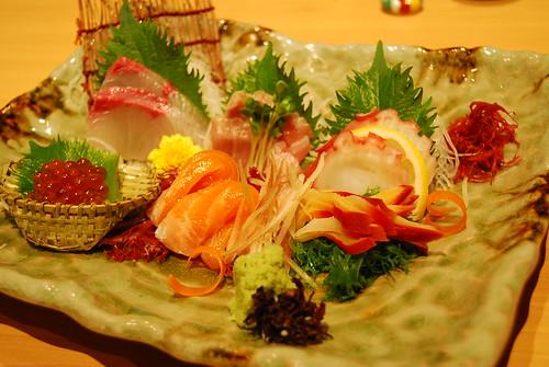 Sashimi Setsugekka