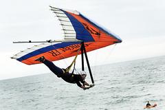 BM37 (TaffySmith Photography) Tags: pier flying bognor regis tonysmith birdmanofbognor