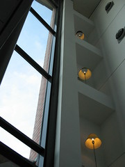 (blind_donkey) Tags: city light building window lamp lines amsterdam architecture hotel design interiors nederland ornament ornaments interiordesign buildingdesign linescurves a640
