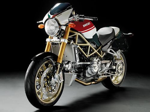 Ducati Monster S4R, Ducati Monster