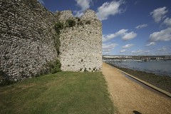 IMG_0918 (Wudzi) Tags: castle portchester