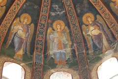 101N-2567_DSCcr (AndrewGould) Tags: architecture icons istanbul angels orthodox chora byzantine frescoes