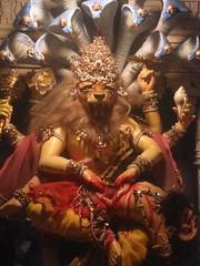 Incarnation of Vishnu/Krishna