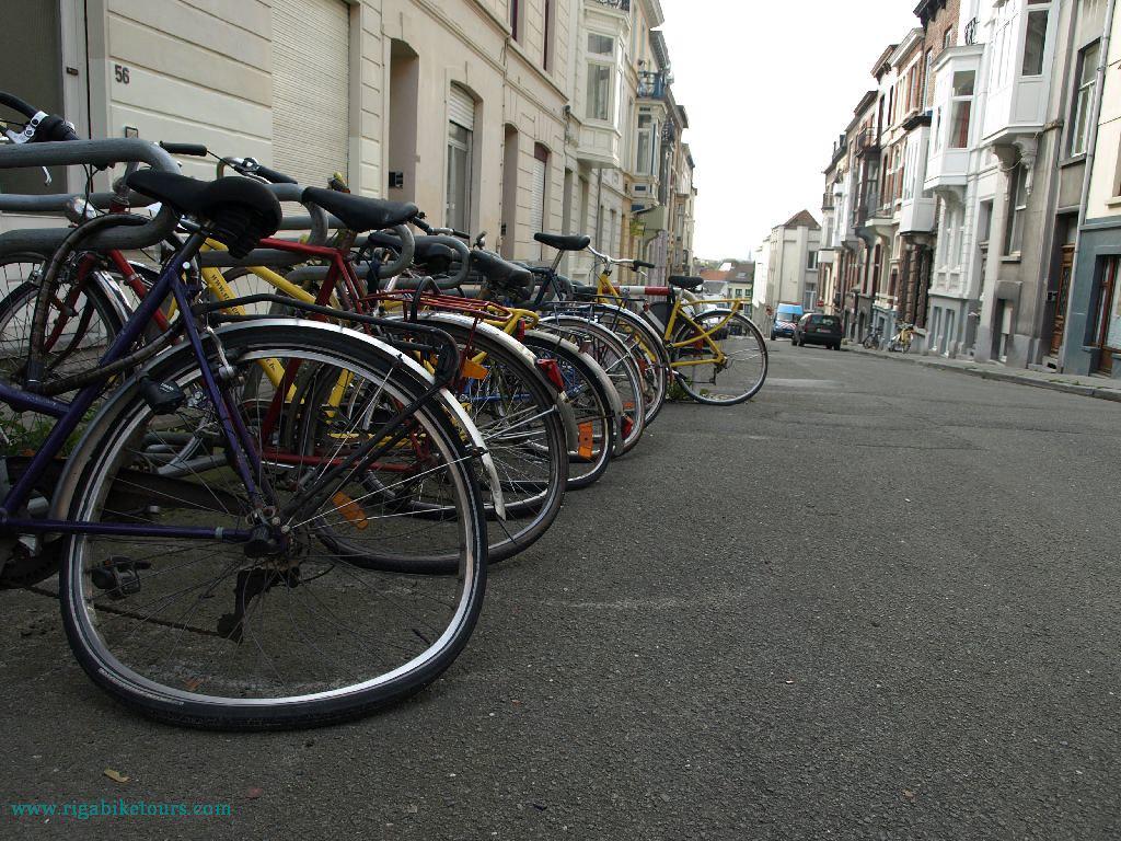 Riga Bicycle Tours Bikes 17