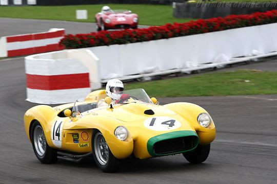 250 TR 0738TR em 2007 no Goodwood Revival #1