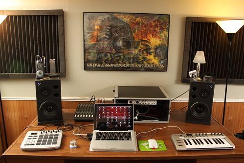 chromedecay music/photo studio cleanup