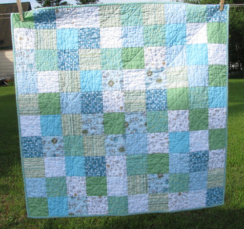 Baby Quilt (#5)