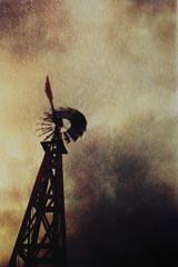 Papalote-Fotoserigrafía