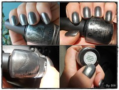 Lucerne-tainly Look Marvelous da OPI (Bibi) Tags: grey gris gray polish nails nailpolish cinza unhas opi ongles vernis esmalte swisscollection lucernetainlylookmarvelous