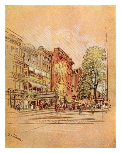 010-La segunda avenida-The new New York a commentary on the place and the people-1909-John Charles Van Dyke