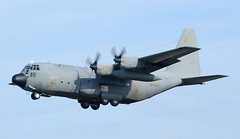 C-130H T.10-10     (Transportando el Papamovil ) (Andreu Anguera) Tags: barcelona catalunya hercules papamovil ejercitodelaire c130h andreuanguera t1010 ala31