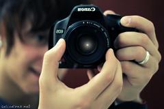 50mm f/1.8 (Clio Alves | fotografias) Tags: brasil canon lens eos 50mm retrato florianpolis autoretrato fotografia f18 lente mo fotgrafo focomanual aliana foco 50mmf18 clioalves