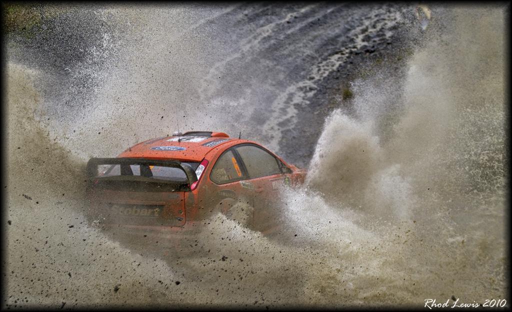 Henning Solberg / Stephane Prevot - Ford Focus WRC