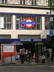 Picture of Holborn Station