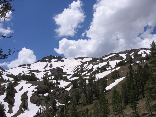 High Peak, Sonora Pass