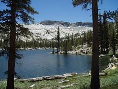 Ward Mtn Lake (Tom Hilton) Tags: sierranevada highsierra johnmuirwilderness naturesfinest tripreport lecontedivide