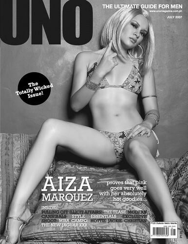 Aiza Marquez on Uno