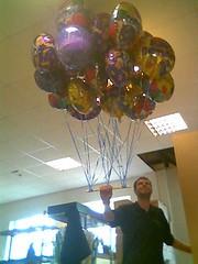 Balloons Balloons Balloons!