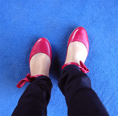 Red Shoes are ♥